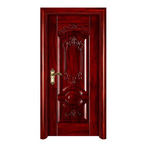 室內套裝門-YH129巴西紅柳深拉伸