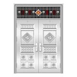 不銹鋼門 -YH8127整板門