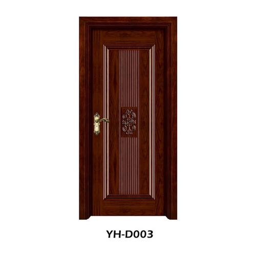 实木复合门-YH-D003
