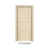 韩式拼接强化门 -YH-7018(斑马纹)