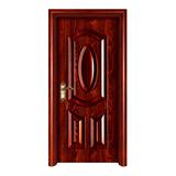 室內套裝門 -YH901丹麥紅櫸木 反凸