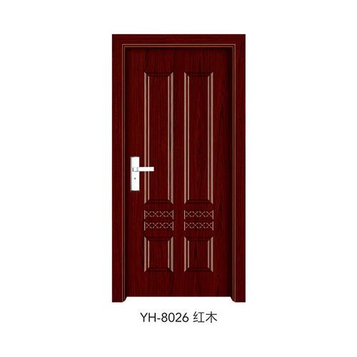 强化生态门-YH-8026(红木)
