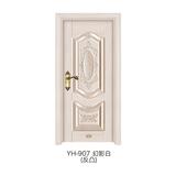 反凸深拉门 -YH-907(幻影白)