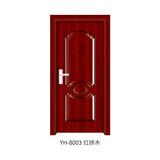 強化生態門 -YH-8003(紅拼木)