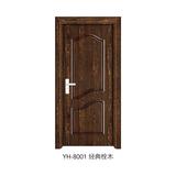 強化生態門 -YH-8001(經典栓木)