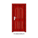 強化生態門 -YH-8008(經典紅木)