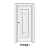 实木复合门 -YH-PX006
