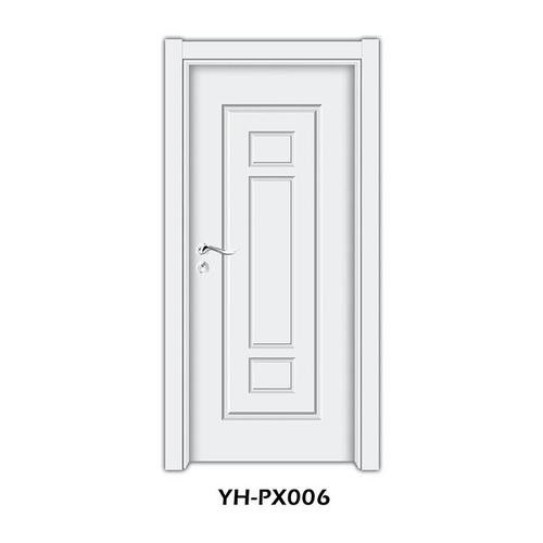 实木复合门-YH-PX006