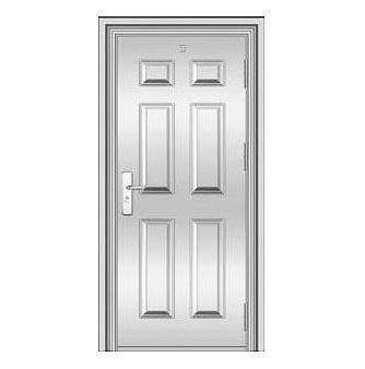 不锈钢门-YH8100整板门