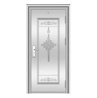 不锈钢门-YH8102整板门