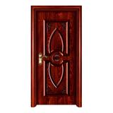 室內套裝門 -YH118丹麥紅櫸木 深拉伸