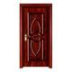 室内套装门-YH118丹麦红榉木 深拉伸