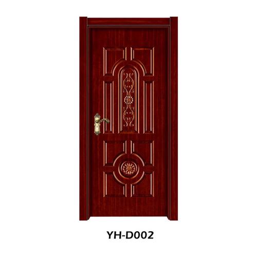 实木复合门-YH-D002