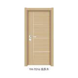 韓式拼接強化門 -YH-7016(線條木)