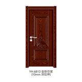 深拉伸强化门 -YH-6813(金粉世家)(10mm深拉伸)