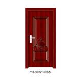 強化生態門 -YH-8009(紅拼木)