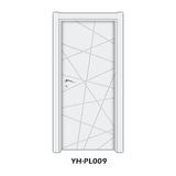 实木复合门 -YH-PL009