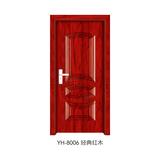 強化生態門 -YH-8006(經典紅木)