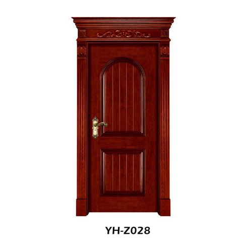 实木复合门-YH-Z028