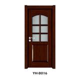 实木复合门 -YH-B016