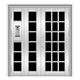 不锈钢门-YH8138楼宇门