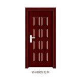 強化生態門 -YH-8005(紅木)