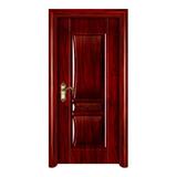 室內套裝門 -YH127巴西紅柳深拉伸