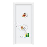 室内套装门 -YH133卡通工艺门