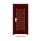 強化生態門 -YH-8011(紅木)