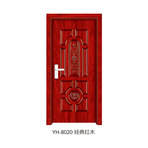 强化生态门-YH-8020(经典红木)