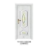白橡鑲玉門 -YH-803)(法國白橡)(反凸)