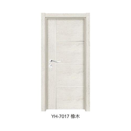 韩式拼接强化门-YH-7017(橡木)