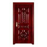 室内套装门 -YH092巴西红柳深拉伸