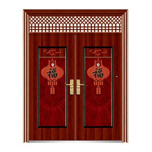 别墅大门-YH-12-132