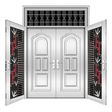 不锈钢门-YH8137复合门