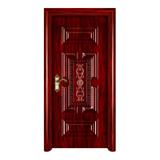 室内套装门 -YH090巴西红柳深拉伸