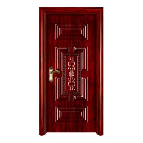 室內套裝門-YH090巴西紅柳深拉伸