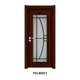 实木复合门 -YH-B001