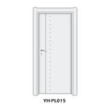 实木复合门 -YH-PL015