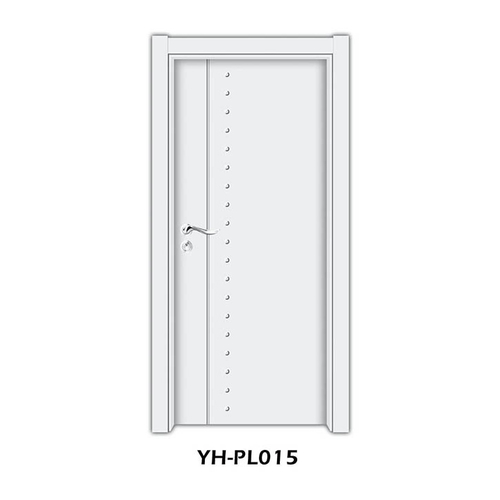 实木复合门-YH-PL015