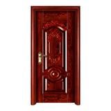 室內套裝門 -YH902丹麥紅櫸木 反凸