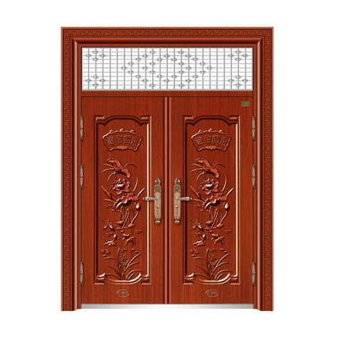 荷香四溢-YH-9825(仿红铜)