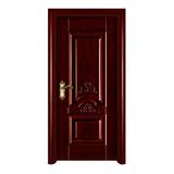 室內套裝門 -YH903印度紫檀 反凸