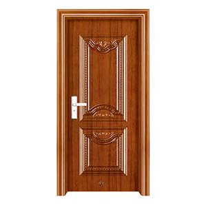 钢木室内门-YH-088泰柚