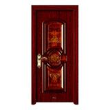 镶玉烫金门 -YH-501紫檀烫金