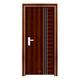 钢木室内门-YH-006黑拼木