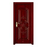 鋼木室內門 -YH-095印度紫檀