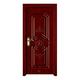 钢木室内门-YH-095印度紫檀