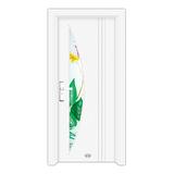 钢木室内门 -YH-123纯白