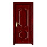 钢木室内门 -YH-100丹麦红榉木